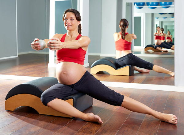 ספורט בהריון